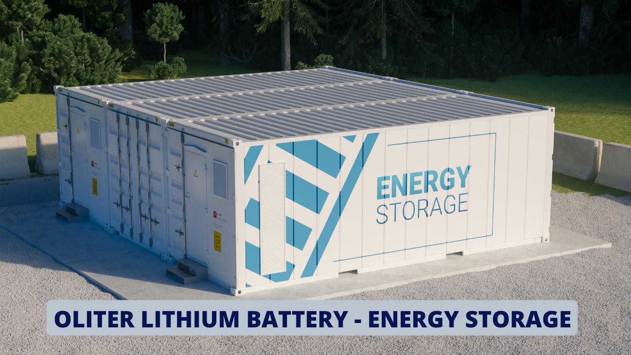 oliter lithium battery hàng đầu